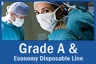 Grade A & Economy Disposable Line